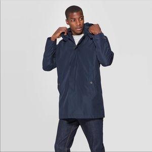 NEW Goodfellow & Co Men's Raincoat Windbreaker L
